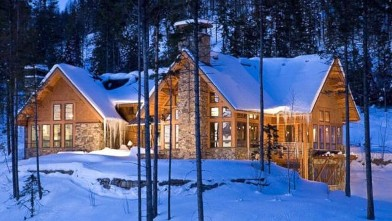 Amazing Wintry Cabins On Sale in U.S.