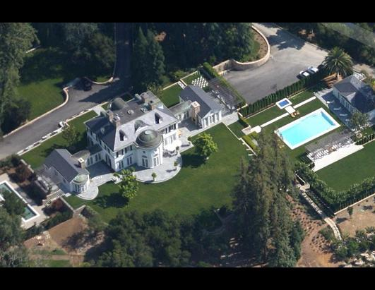 Calif. Mansion for $117.5 Million