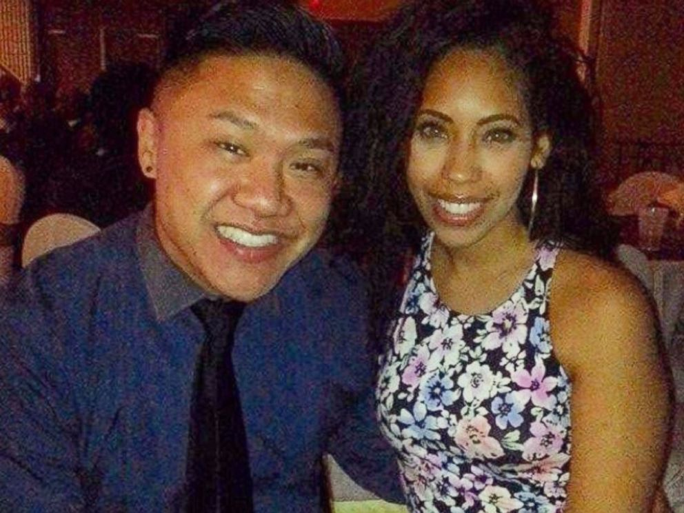 Tim Delaghetto is pictured with his girlfriend, Chia, in this photo posted to Instagram on July 23, 2014.