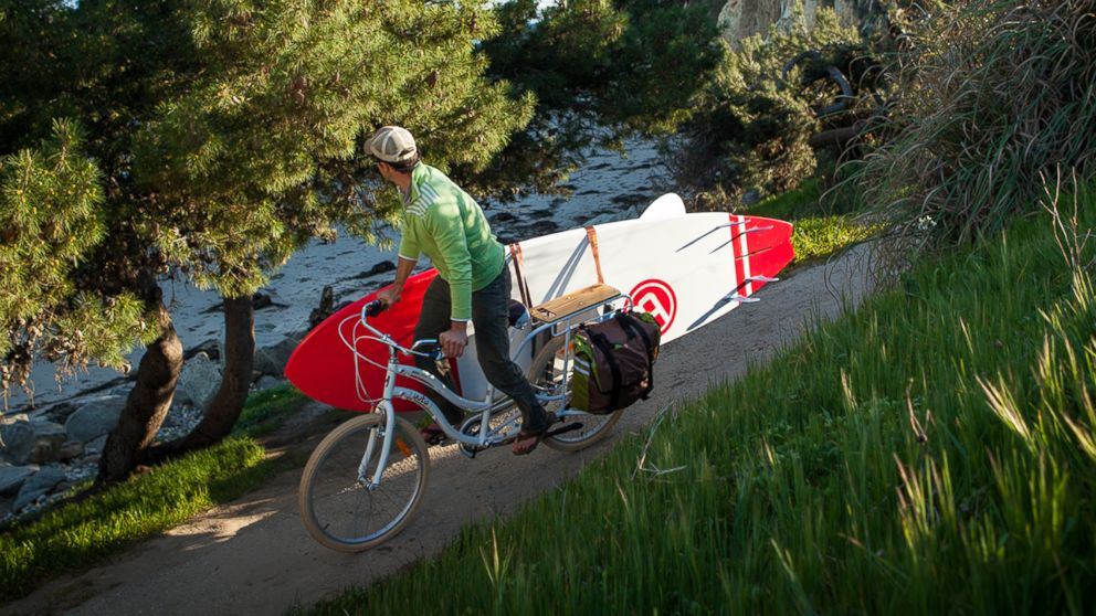 PHOTO: Yuba Bicycles Boda Boda cargo bike.