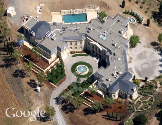 Russian billionaire's $100 California chateau