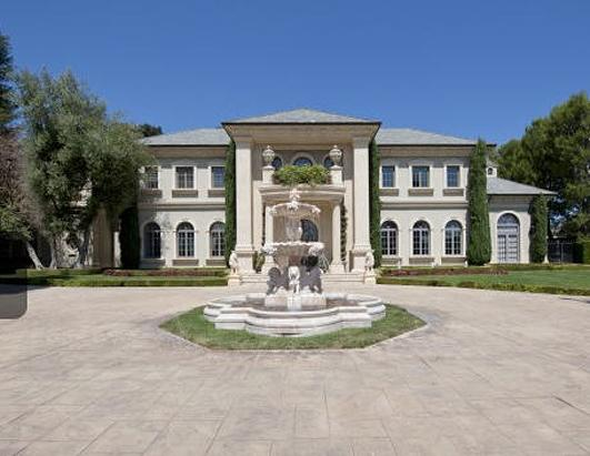 Adrienne Maloof's Mansion Sold