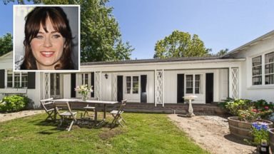 Zooey Deschanel Sells $2.3 Million Home