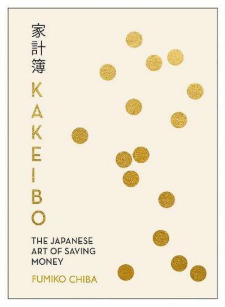 PHOTO: Kakeibo The Japanese Art of Saving Money by Fumiko Chiba.