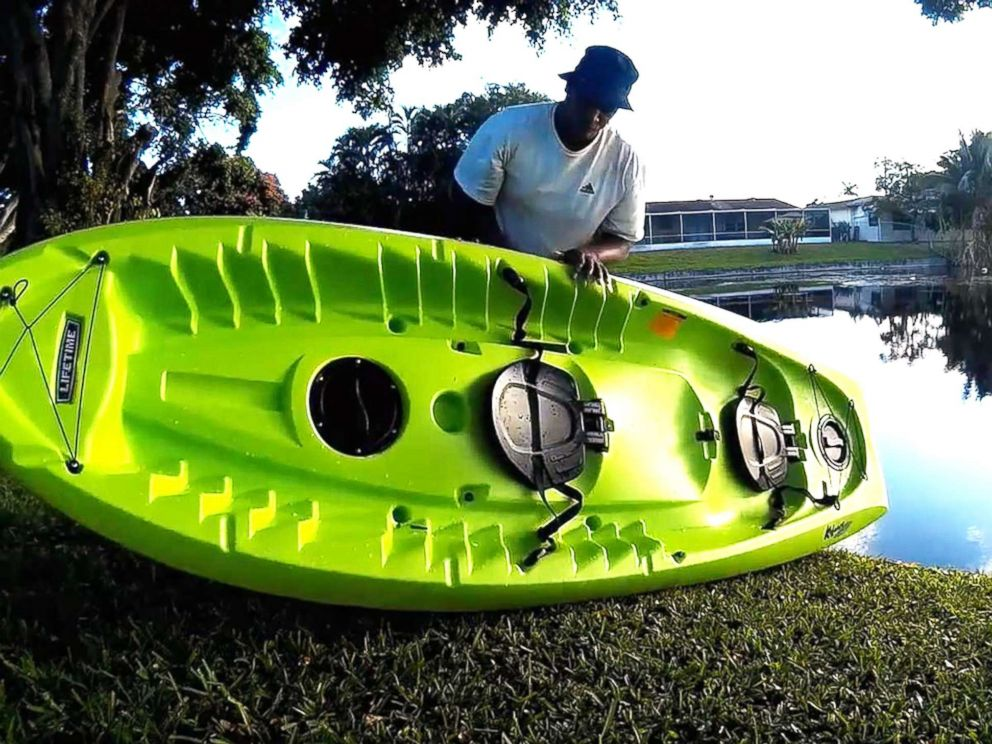 PHOTO: Lifetime Products Co.s newest venture is kayaks. The company makes basketball hoops and other products in the U.S.