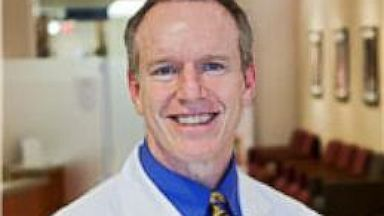PHOTO: Dr. Kevin F Staveley-OCarroll, seen here from the hcc.musc.edu website, is suing Hershe