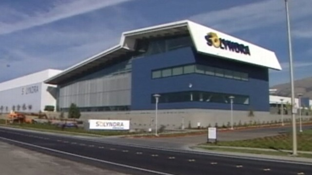 VIDEO: Now-bankrupt solar power company received 535 million dollars in federal loans.