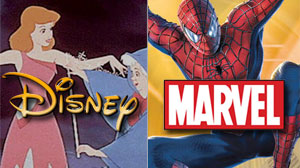 marvel disney
