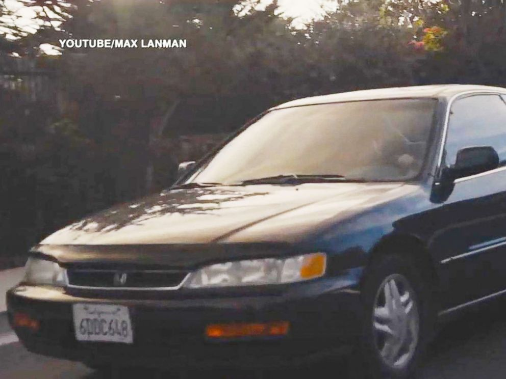 PHOTO: Filmmaker Max Lanmans commercial for his girlfriends 1996 Honda Accord has more than four million views on YouTube