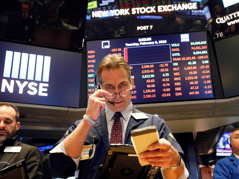 U.S.  financial markets routed in late sell-off