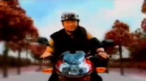 VIDEO: Jackie Chan appears in commercial for the Bajaj Discover DTSi.