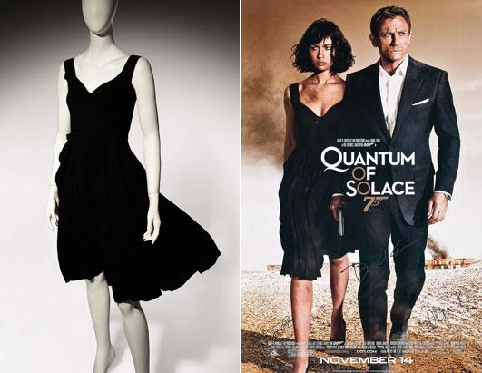 James Bond Cocktail Dresses