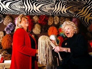 Photos: Phyllis Diller's LA Wig Room