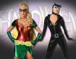 Photo: Halloween to be dominated by Sex Superheroes, Michael Jackson and for some, parsimony.