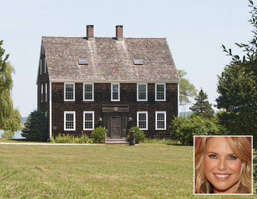 Christie Brinkley's Conditional Sale of Hamptons Home