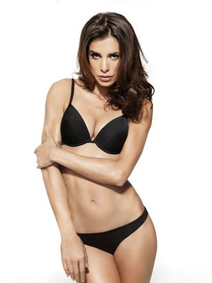 Elisabetta Canalis Launches Lingerie Line