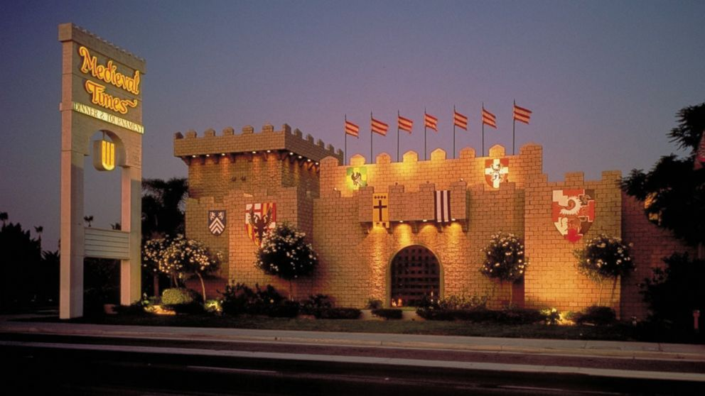 PHOTO: Medieval Times outside