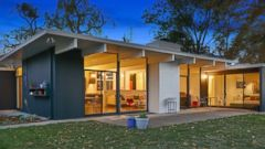 PHOTO: This three-bedroom mid-century home is listed for $830,000 in Walnut Creek, Calif.