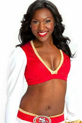 Meet the San Francisco 49ers Gold Rush Cheerleaders