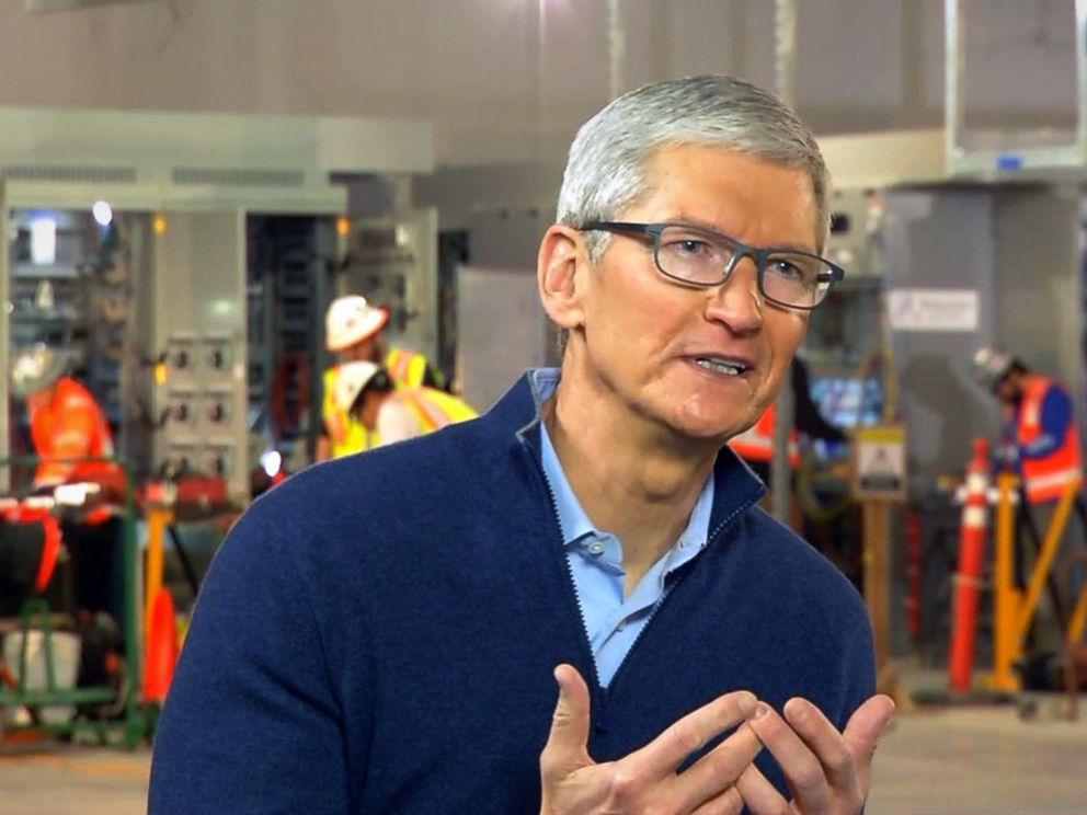Tim Cook iPhone desaceleración