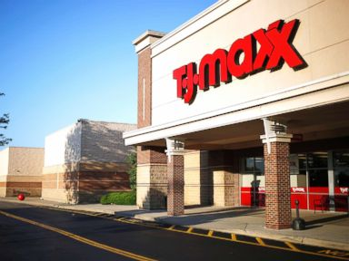 PHOTO: A TJ Maxx store stands in Louisville, Ky., on May 15, 2017.