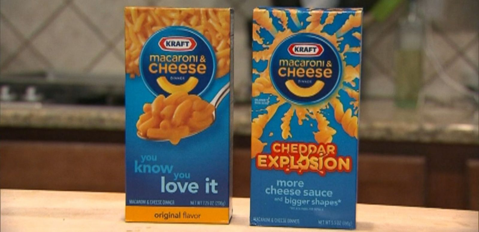 VIDEO: The company announced that by January 2016 its macaroni and cheese products will no longer contain artificial preservatives or synthetic colors.