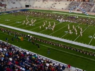 Watch: Pep Rally Opens $60 Million Texas High School Stadium