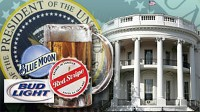 Photo: Red, Lite and Blue: The Beers for Obama, Gates, Crowley Will Drink at White House: The President Hopes to Ease Tensions by Drinking Beer with Henry Louis Gates Jr. and Sgt. James Crowley.