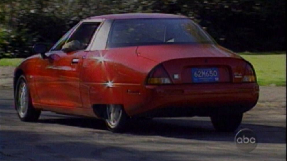 Before Tesla S Model S There Was Gm S Abc News