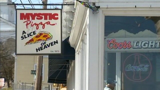 VIDEO: Feds seize $60,000 from Connecticut eatery made famous by Julia Roberts movie.