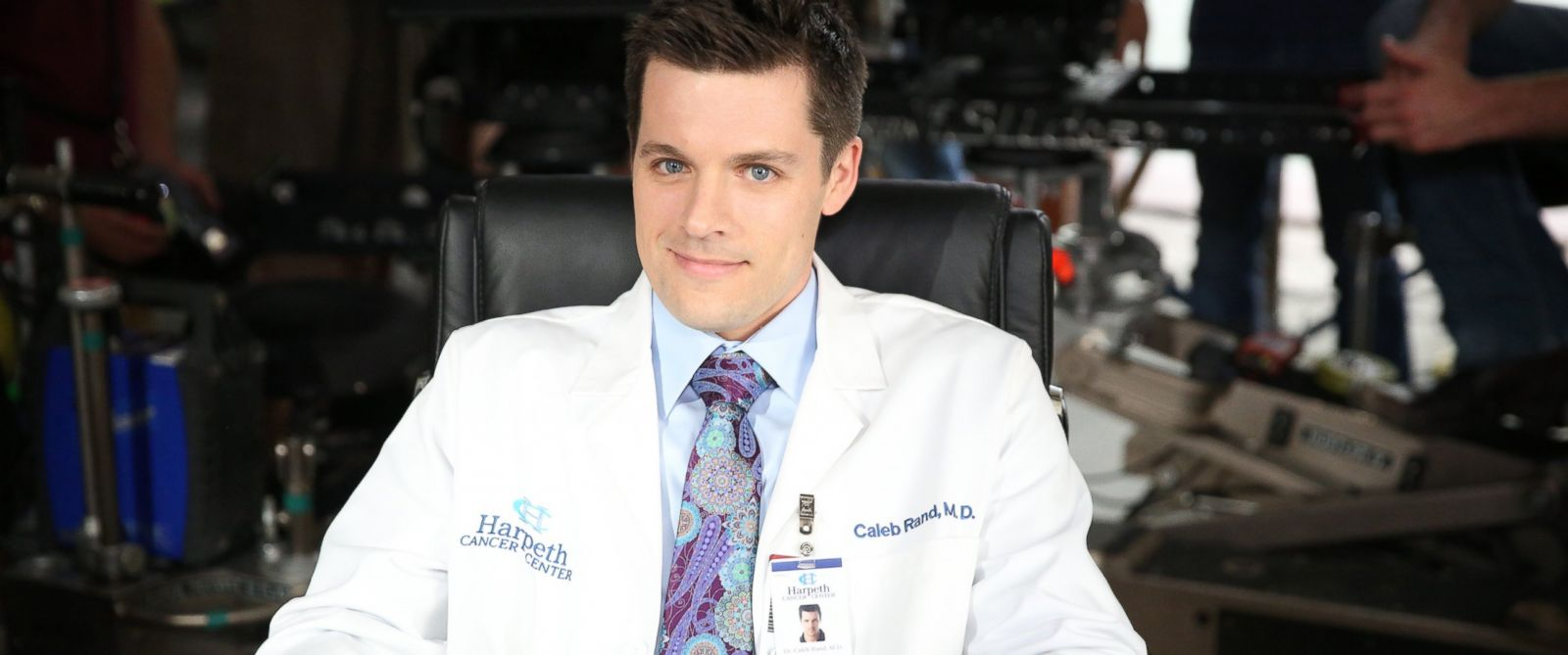 """PHOTO: Actor Nick Jandl guest stars as Dr. Caleb Rand onthe ABCs """"Nashville."""""""