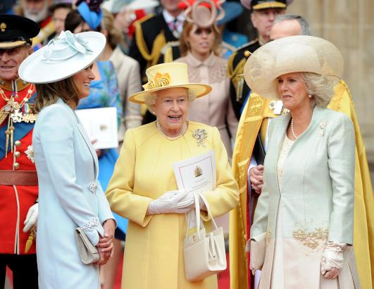 Queens Jubilee: The Changing Face of Elizabeth II