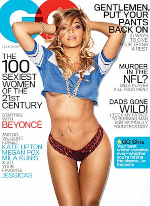 Beyoncé Gets Candid
