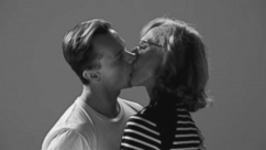 VIDEO: Internet Shares Film of Strangers Experiencing a First Kiss