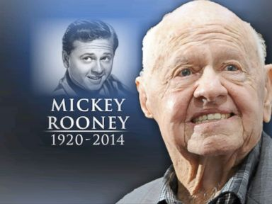 Mickey Rooney Dead at Age 93