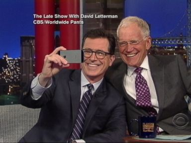 Stephen Colbert Almost Worked for David Letterman