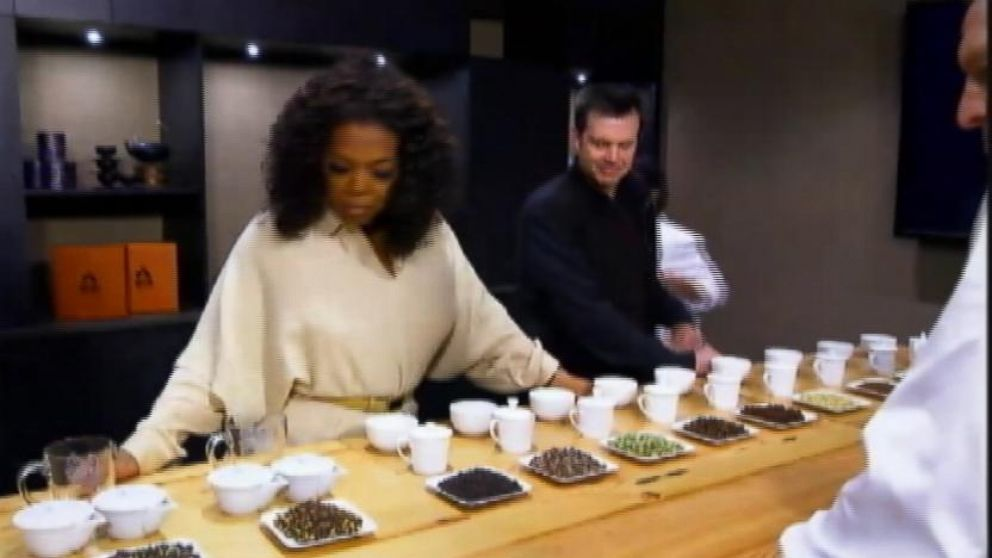 VIDEO: The Making of Teavana Oprah Chai