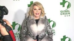 VIDEO: Comedian Joan Rivers Rushed To NYC Hospital