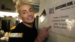 VIDEO: Frankie Grandes Backstage Tour of Rock of Ages