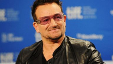 VIDEO: Instant Index: Bono Suffered Extensive Injuries From NYC Bike Accident
