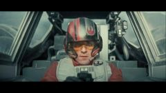 VIDEO: The 88-second clip features Storm Troopers and the Millennium Falcon.