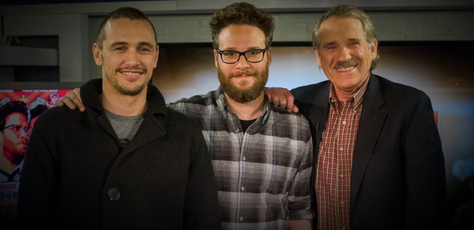 VIDEO: Seth Rogen and James Franco on Why They Made 'The Interview'