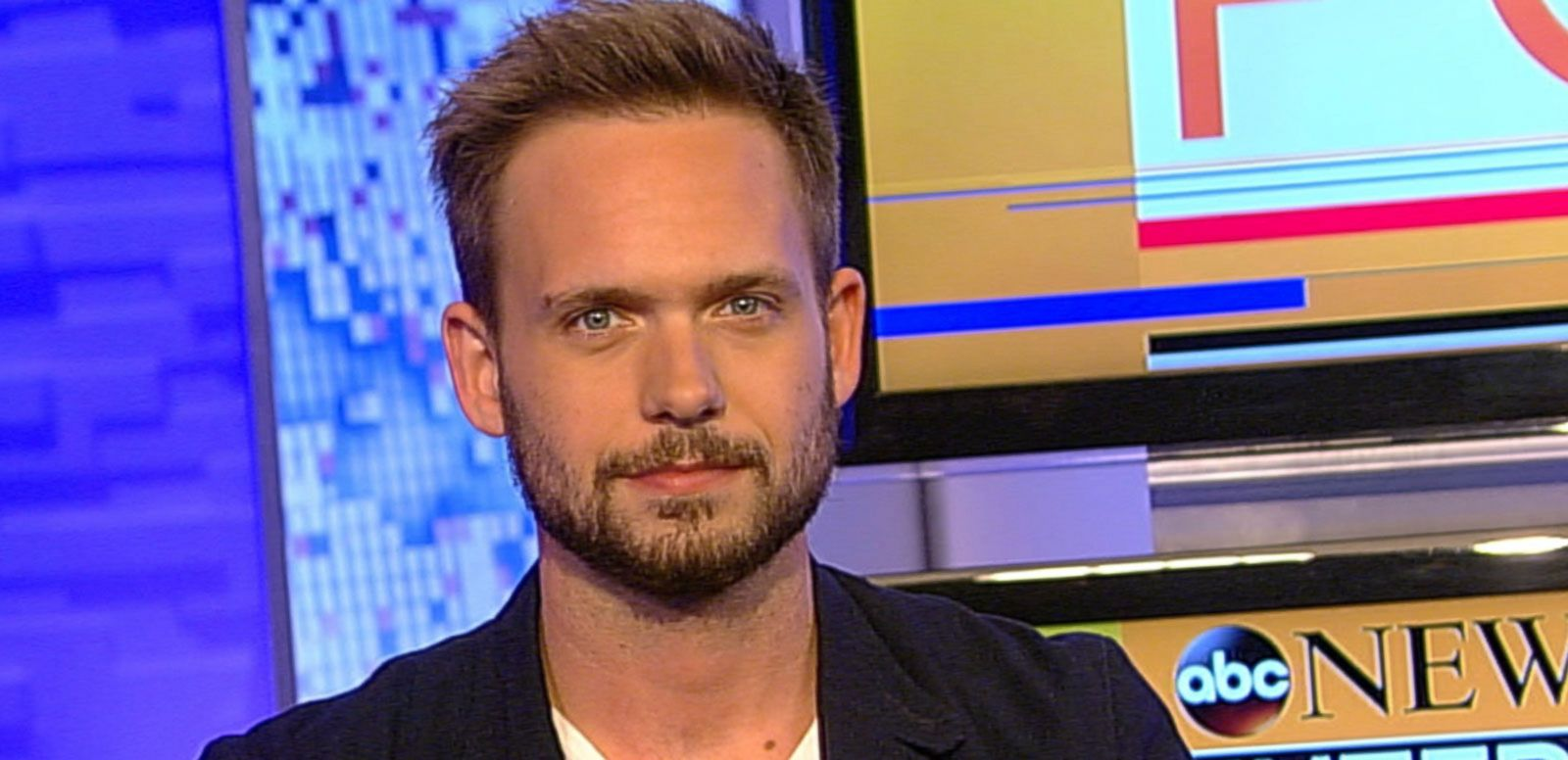 VIDEO: One-on-One With Patrick J. Adams