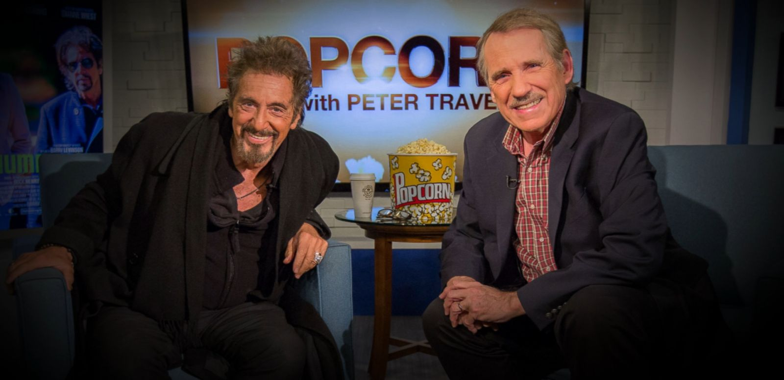 VIDEO: Al Pacino Shines In 'The Humbling'