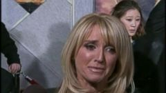VIDEO: Kim Richards faces charges of resisting an officer and trespassing.