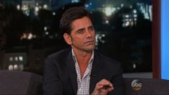 VIDEO: John Stamos discusses Fuller House during his appearance on Jimmy Kimmel Live.