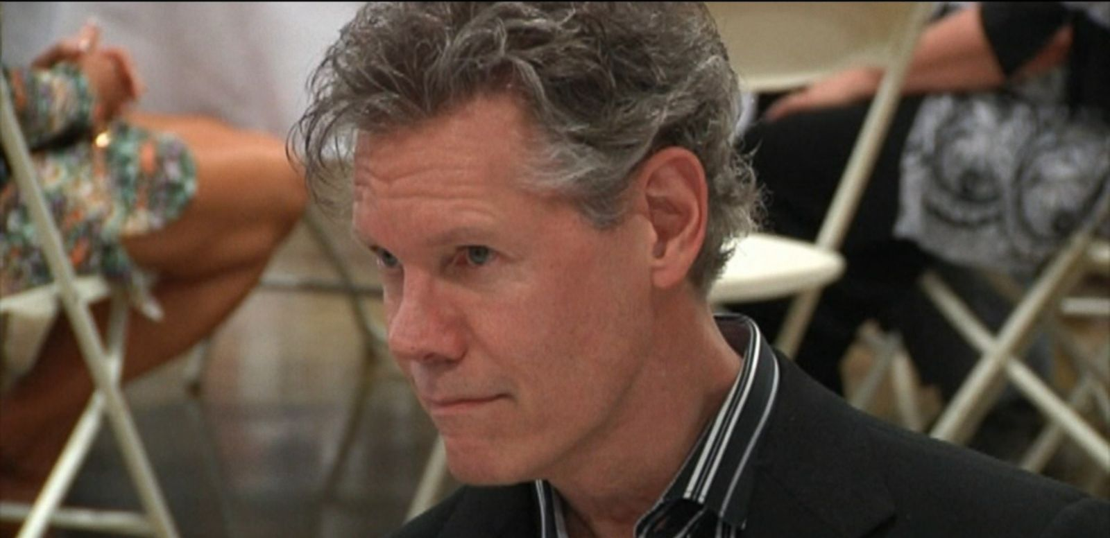 VIDEO: Randy Travis tied the knot on March 21, two years after suffering a serious stroke.
