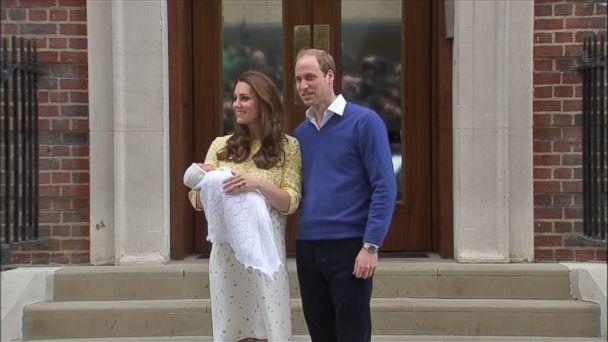 New ESl lesson plans - Royal Baby Named Charlotte Elizabeth Diana