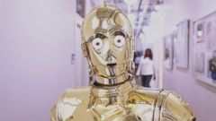 VIDEO: Star Wars fans and droids wish you a very happy May 4th.