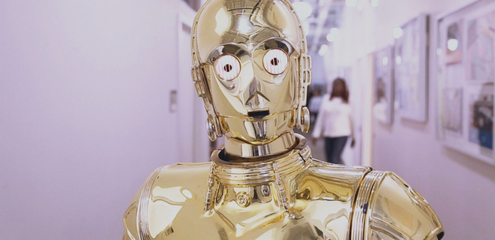 """VIDEO: """"Star Wars"""" fans and droids wish you a very happy May 4th."""